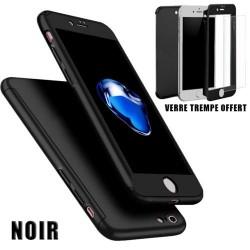Coque IPhone 7/8 Plus Full protect 360 avec verre trempé intégré - Différent coloris