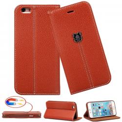 Etui IPhone 5/5S/SE Elegance Gorilla Tech - Différent coloris
