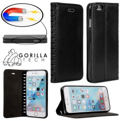 Etui IPhone 7/8 Plus Wallet Style - Gorilla Tech - Différent coloris