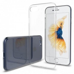 Coque IPhone 5/5S/SE en gel ultra fine transparent
