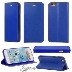 Etui Samsung Galaxy S6 Edge slim Elegance Double Gorilla Tech - Différent coloris