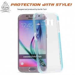 Coque Samsung Galaxy J5 2016 Fluidy slim - Gorilla Tech - Différent coloris de contour