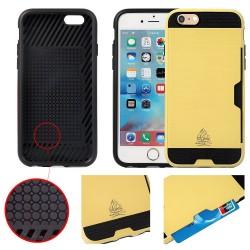 Coque IPhone 7 slim Armor protection double couche - Gorilla Tech - Différent coloris