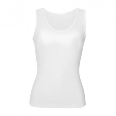 Débardeur Femme coton blanc - Différentes tailles