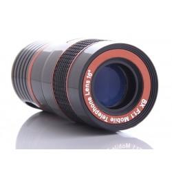 Objectif de camera Zoom X8 universel ZooMy8 pour smartphone - Différents coloris
