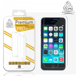 Verre trempé Premium IPhone 5/5S/SE - Gorilla Tech