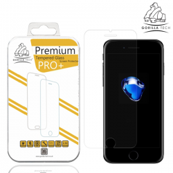 Verre trempé Premium IPhone 6/6S - Gorilla Tech