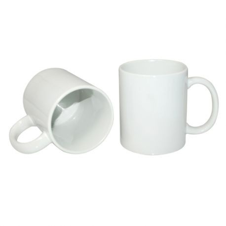 Mug en céramique blanc - Différentes contenances